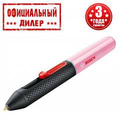Аккумуляторный клеевой пистолет Bosch Gluey Cupcake Pink