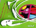 [ОПТ] Наушники проводные вакуумные Golf M1 с микрофоном, фото 7