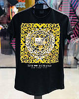 Мужская футболка черная DOD4