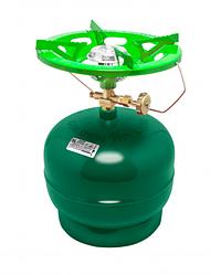 Газовый комплект 5л Rudyy Golden Lion GL-2 EPK-630 2.35Кв Green