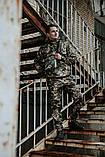Мужской спортивный костюм Nike + барсетка в подарок 20996 камуфляж, фото 2