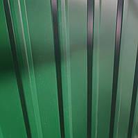 Профнастил ПК/ПС-20, Словакия, глянец, толщиной 0.45 мм.