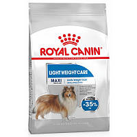 Royal Canin MAXI Light Weight Care 10 кг - Корм для собак склонных к полноте
