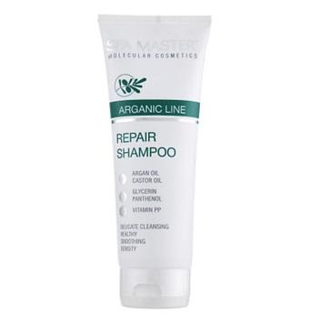 Восстанавливающий шампунь для волос с аргановым маслом Spa Master