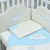 Сменный комплект для новорожденных Veres Sleepyhead blue 3ед