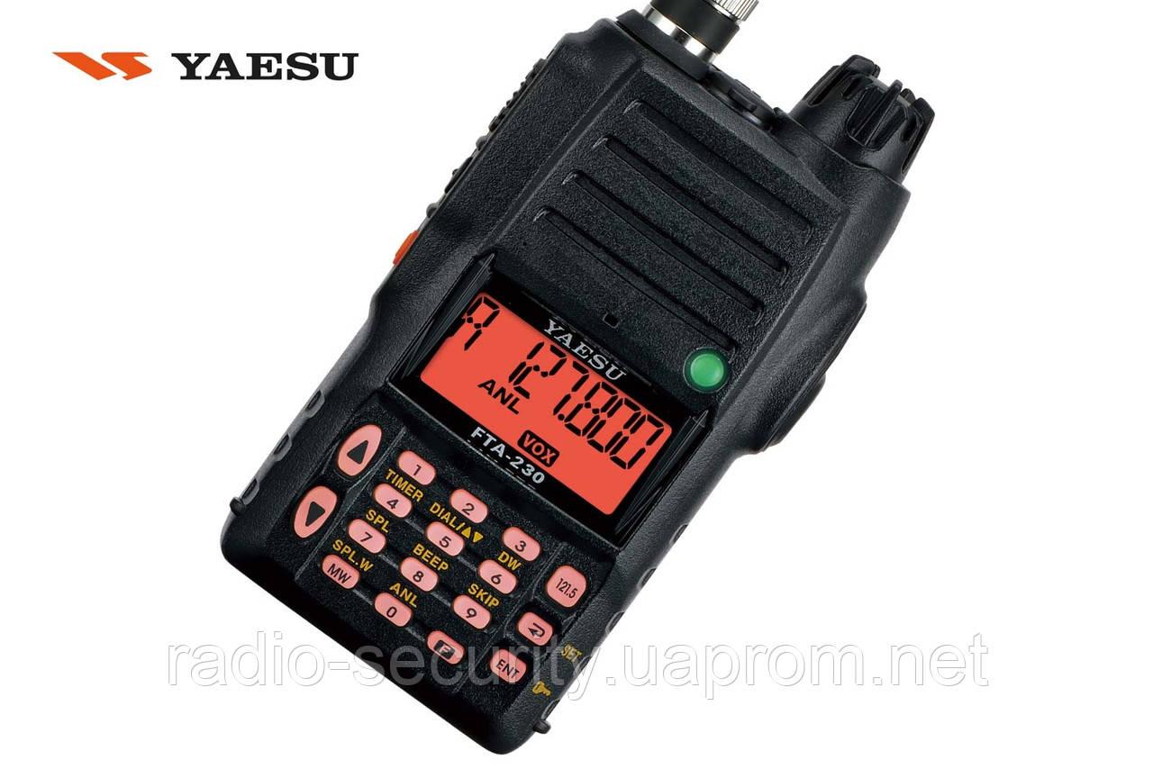 Радиостанция авиационного диапазона YAESU FTA-230