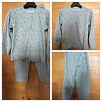 Байковая пижама мальчик подросток