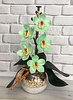 """Сувенирное мыло """"Орхидея в вазе"""""""