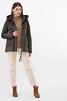 Короткая молодёжная курточка,  размер 44-50, фото 3