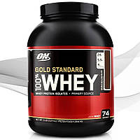 Протеин изолят Optimum Nutrition 100% Whey Gold Standard 2.3 kg