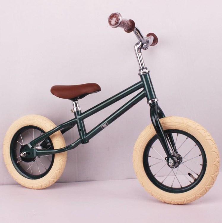 """Купить Велосипед-велобег 12 """"NL-01"""" трансформер зеленый"""