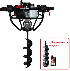 Мотобур (Шнек и масло в подарок!) Vulkan GD620 бензиновий, 2.4 кВт