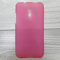 Чехол силиконовый для HTC Desire 700 розовый