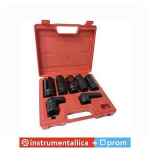 Комплект инструмента для лямбда-зондов, 7 пред. T75771 Ampro