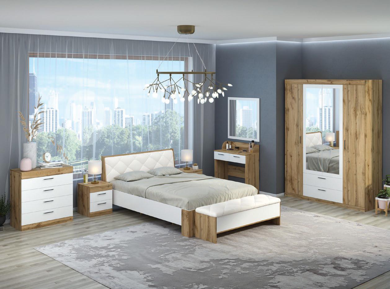 Спальня Моника Пехотин