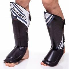 Защита для голени и стопы Муай Тай, ММА, Кикбоксинг FLEX BDB VL-8280 Pro Series Advanced