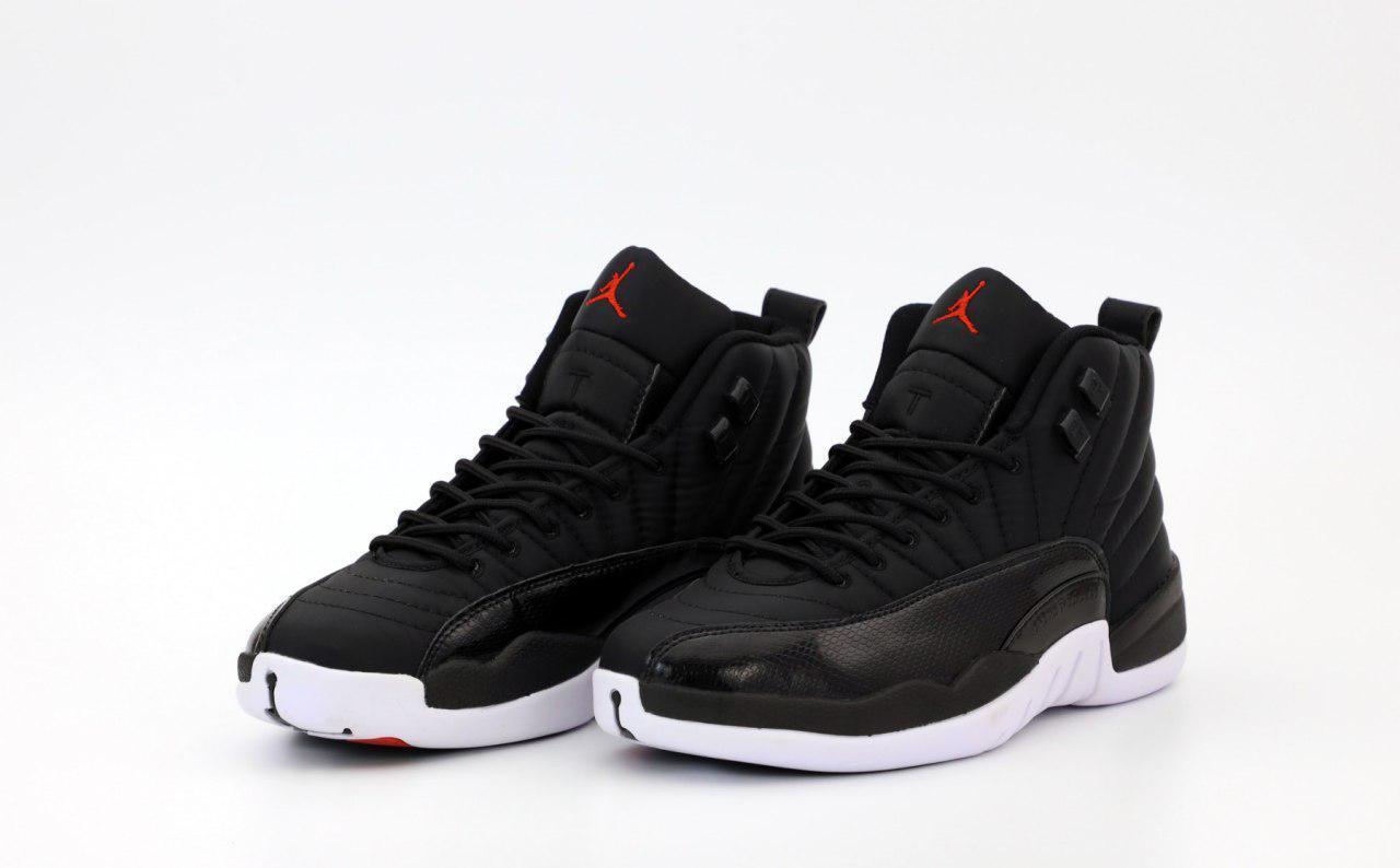 Мужские кроссовки Nike Air Jordan 31548 черные