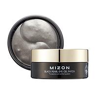 Mizon Black Pearl Eye Gel Patch Гидрогелевые патчи с экстрактом черного жемчуга