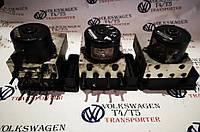 Блок управления АБС ABS VW Volkswagen Фольксваген Т5 2.5/1.9 TDI 2003-2010