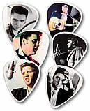 Набор Медиаторов Dunlop EPPTR03 Elvis Presley Signature Wertheimer Collection Med. 6pcs, фото 4