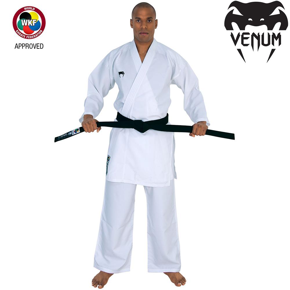 Кимоно для каратэ Venum Elite Kumite Karate Gi White