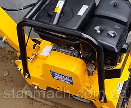 Бензиновая виброплита Scheppach HP3000S, фото 2