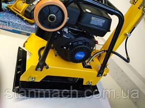 Бензиновая виброплита Scheppach HP3000S, фото 3