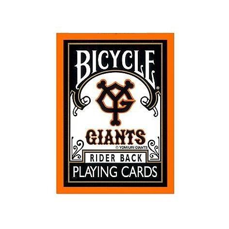 Покерные карты Bicycle Giants