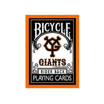 Покерные карты Bicycle Giants, фото 2