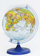 Глобус Политический Glowala 220мм без подсветки НА УКРАИНСКОМ ЯЗЫКЕв коробке