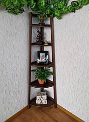 """Детский стеллаж этажерка из натурального дерева """"Робин - 2"""" от производителя"""