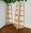 """Детский стеллаж этажерка на 5 полок из дерева """"Робин - 2"""" от производителя (цвет на выбор), фото 5"""