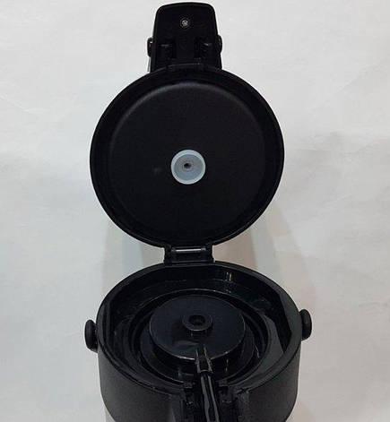 Термос помповый Crownberg CB нержавейка на 5 литров, фото 2