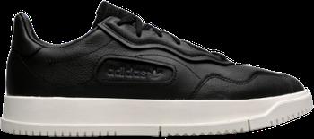 Мужские кроссовки adidas SC Primiera Black (адидас) черно-белые