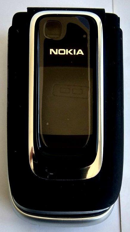 Корпус для Nokia 6131 Black
