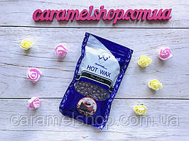Воск в гранулах пленочный Konsung Hot Wax шоколад CHOCOLATE, 100 г