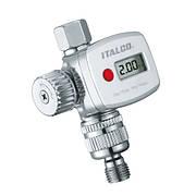 Регулятор тиску повітря цифровий для фарбопульта ITALCO FR8