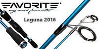 Спининг Favorite Laguna NEW LGS802H 2.4m 7-35g Fast
