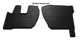 Коврики в салон резиновые Stingray RENAULT Premium 06-