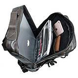Рюкзак шкіряний Vintage 14149 Чорний, фото 10