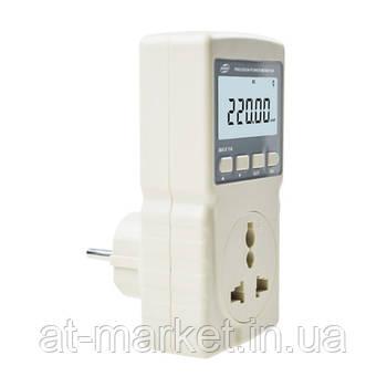 Измеритель потребления электроэнергии (ваттметр) 1A  BENETECH GM87