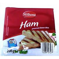 Сыр тостерный Ham 200 г, Milbona