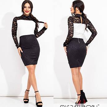 Платье DO-2752