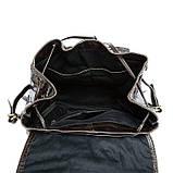 Рюкзак шкіряний Vintage 14843 Коричневий, фото 4