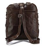 Сумка рюкзак кожаная 14150, фото 3