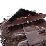 Сумка рюкзак кожаная 14150, фото 4