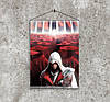 Плакат постер на бумаге Ассасин Крид Assassin's Creed Кредо Ассасина