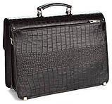 Портфель SHVIGEL 00383 Черный, фото 2