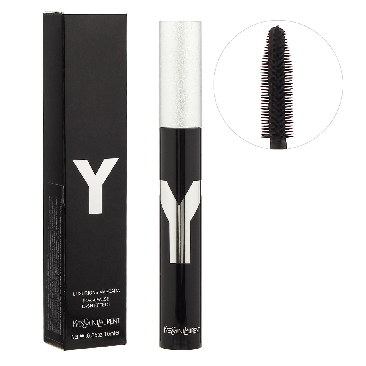 Тушь для ресниц YSL Luxurions Mascara примятая упаковка