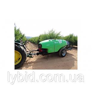 Причіпний обприскувач для садів і виноградників «Dinamic Qi 8 Ecoteqi» (Fede, Іспанія)